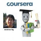 Accomplishment of the Stanford Machine Learning Course on Coursera